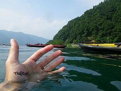 琵琶湖カヤッククルーズ250