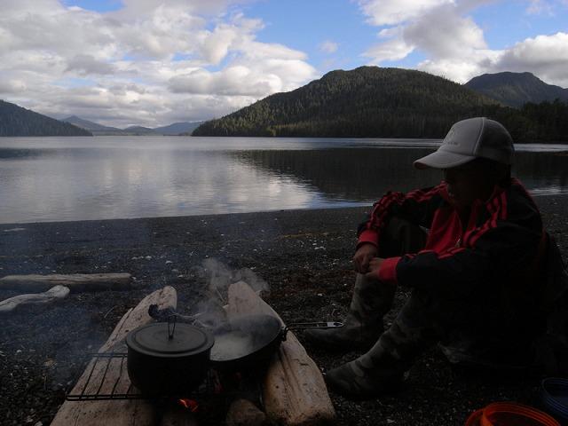 Haida Gwaii への旅を終えて