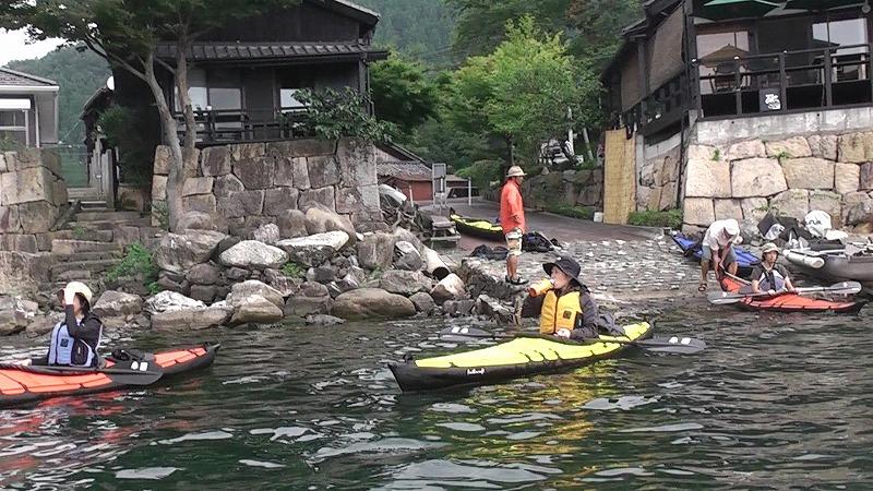 06.琵琶湖カヤッククルーズ