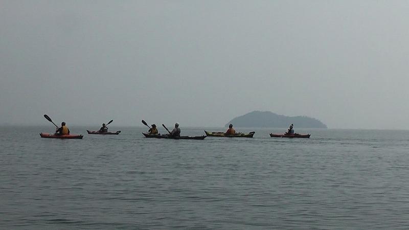 15.琵琶湖カヤッククルーズ