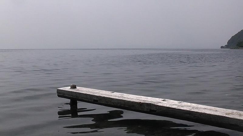17.琵琶湖カヤッククルーズ