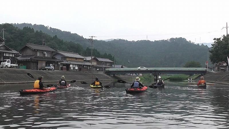 23.琵琶湖カヤッククルーズ
