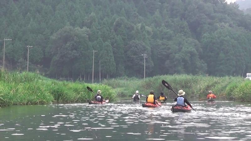 24.琵琶湖カヤッククルーズ