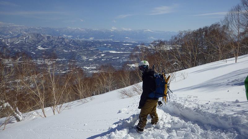 23.妙高・関バックカントリーツアー
