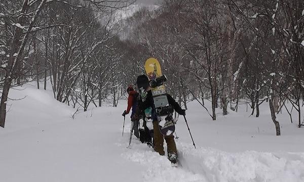 赤倉山にて