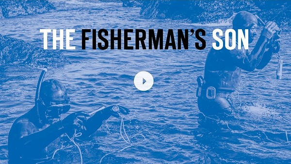 the fishermans son パタゴニア
